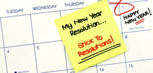 What you really want to get done in 2015