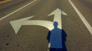Sharp curve ahead!