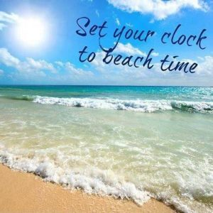 Beach Recharge Retreat